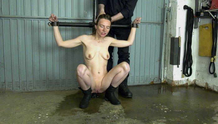 Bondage for Karina