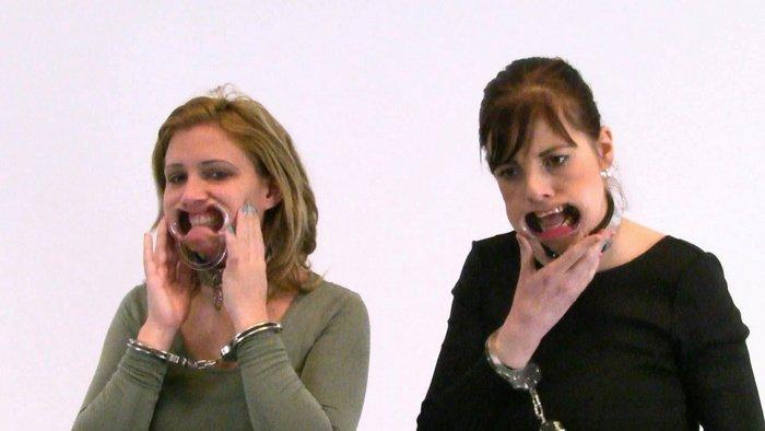 Kinky Good Gags Mouth Guard Challenge