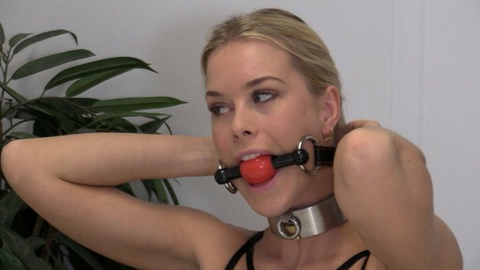 Modular Extreme Tongue Port Gag