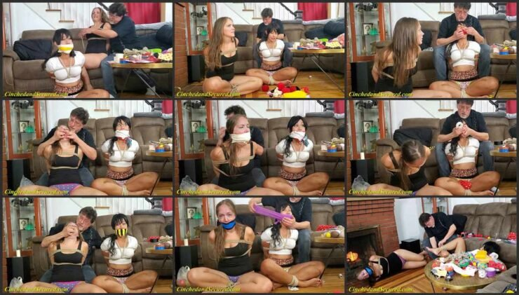Sahrye, Rachel and they Neighbor – Various Gag Contest Part 2
