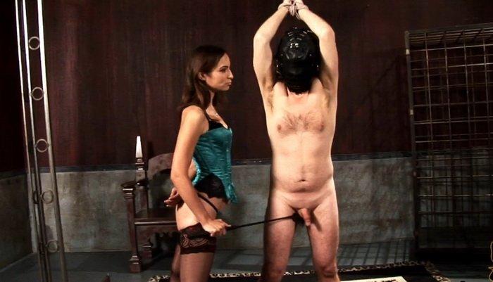 Inconsiderate Slave in Bondage Tortures