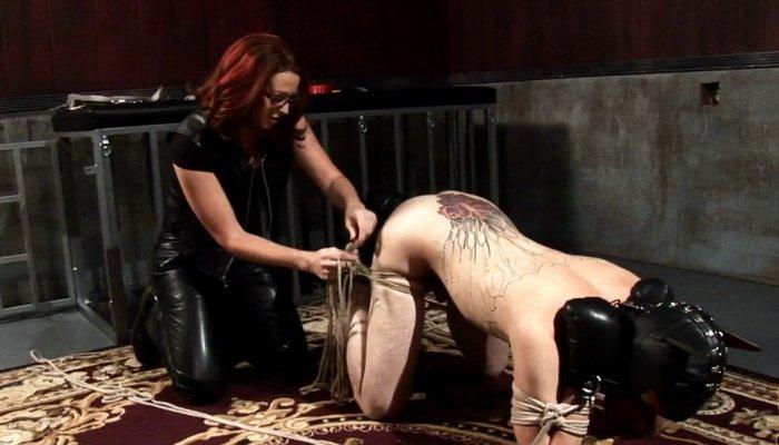 Puppy Love For Bondage Rope Skills – Part 1