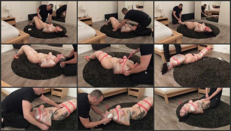 Mummification with Plastic in the Bedroom