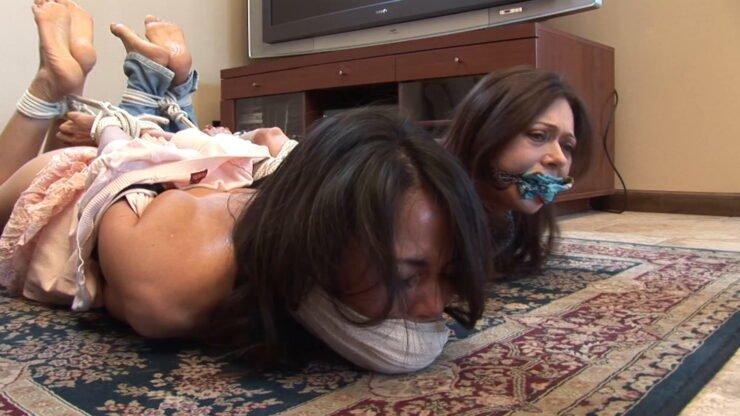 Punishment for Julia & Natasha after adult fotoset
