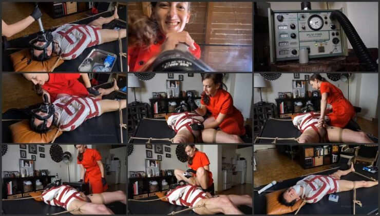 Face Sitting, Electro Torment and other restraints – suffer for my pleasure. Part 2
