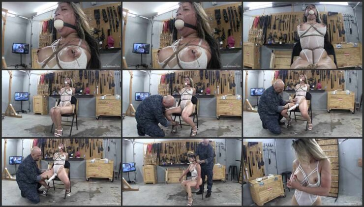 Strict bondage really nice for a long period of time. Part 2