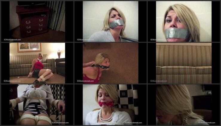 Best Bondage Video Compilation With Carissa Montgomery