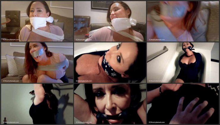 Best Bondage Video Compilation With Christina Carter