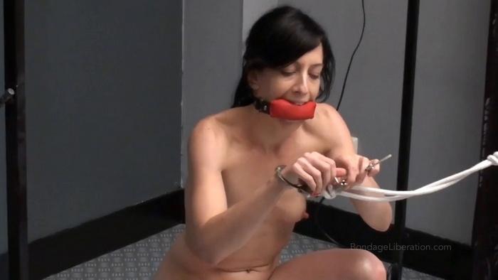 "Compilation Bondage video with Elise for ""Bound Ivy"""