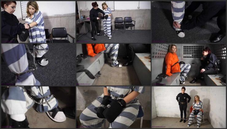 Arrest and imprisonment with Cherry Moon and JJ Plush Part 2
