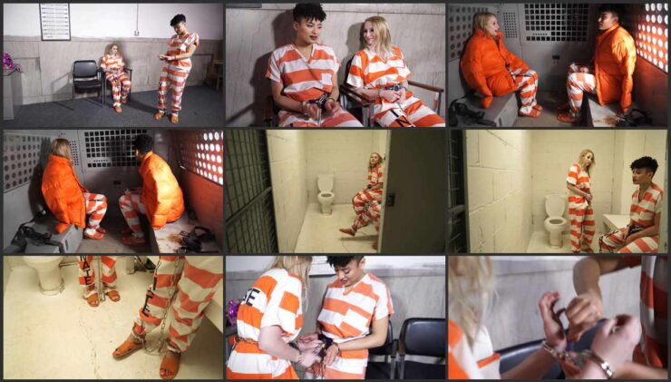 Jail time for Jayda and Lexi part 4