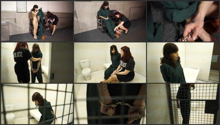 Simone imprisoned Part 4