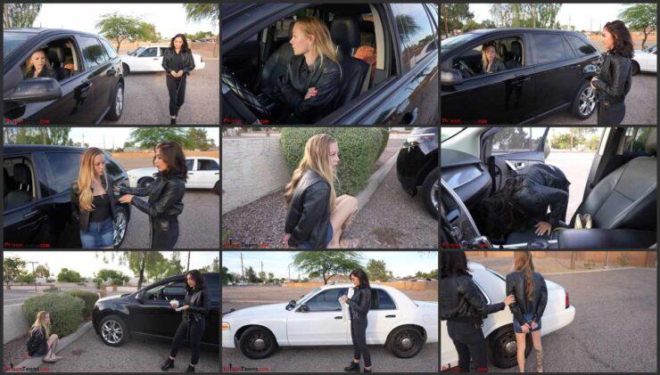 Lisa of arrest by Officer Mackenzi Part 1