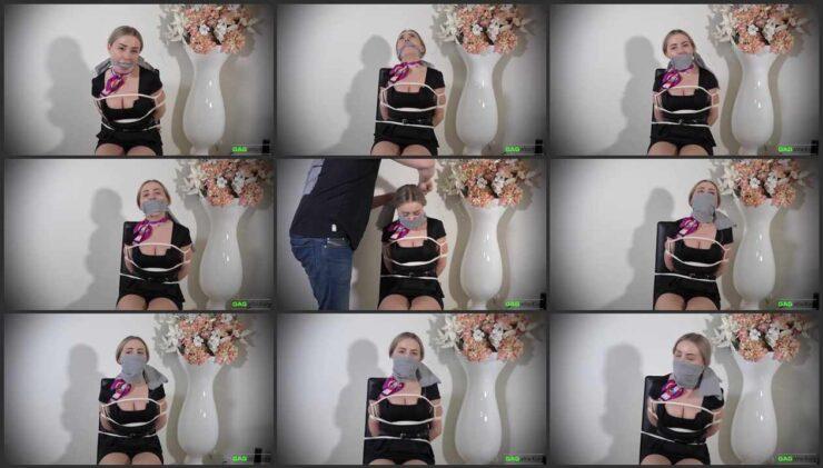 Secretary Aubrey and 3 Gag Video