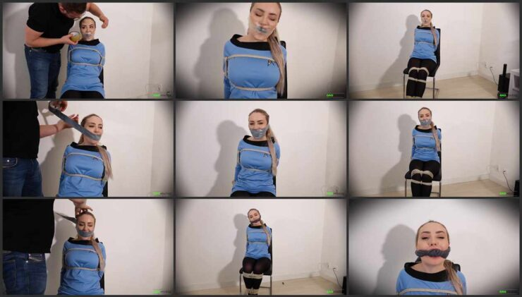Aubrey in 'Captive of the Romulans' Star Trek