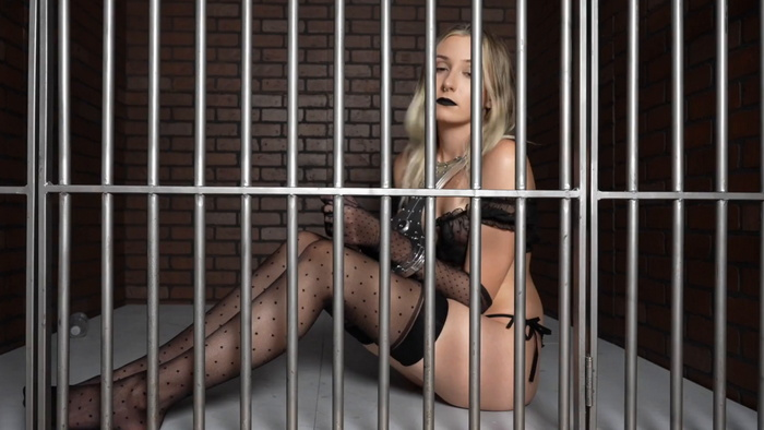 Daisy in extra secure handcuff sent to prison