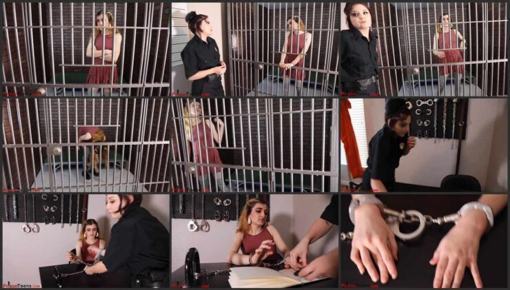On Honey Lemon was handcuffed and taken to the police station Part 2