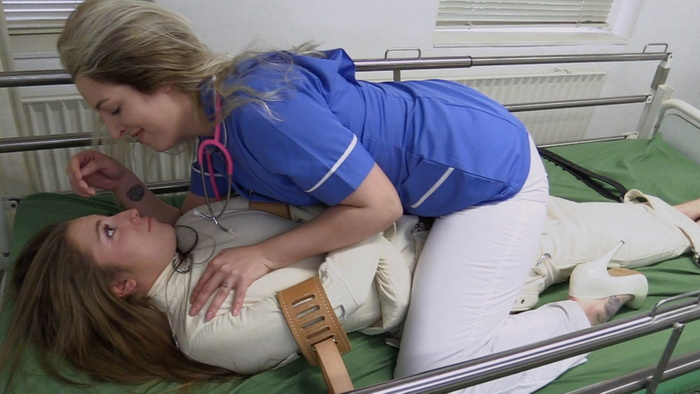 Nurse Liz Heals Deranged Venom