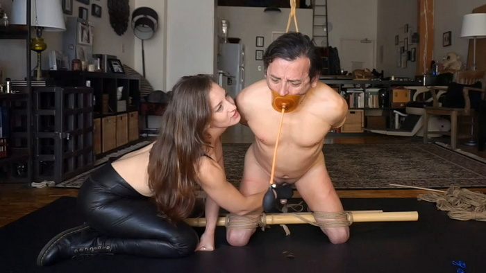Tightly Tied Kino Realizes Today Will Hurt