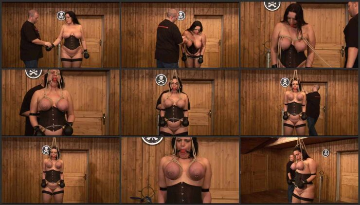 Cat Eye's New Breast in the Casting Part 1