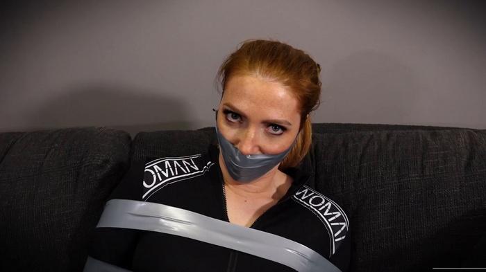 Bound Captive Mila to be enjoy bondage