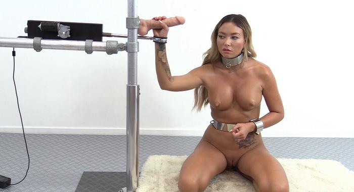 Automatic handjob training with Natalia Forrest. MB633