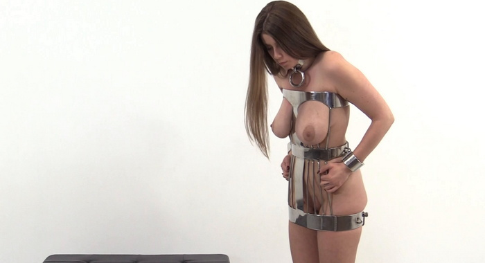 Steel Hobble Dress for Lady Lyne. MB637