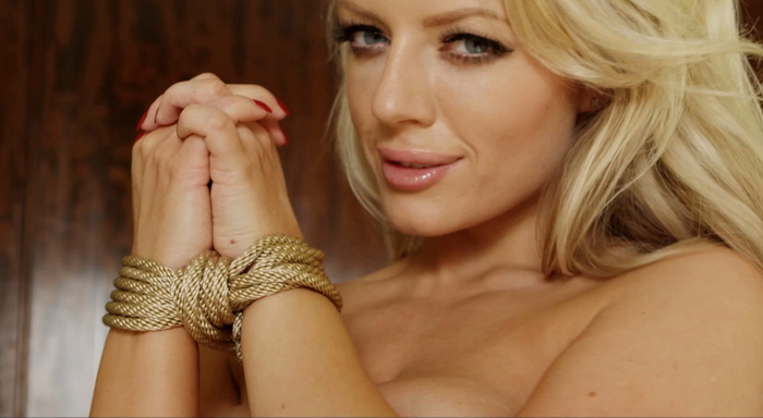 Ultimate freedom in Restraint with Hannah Claydon