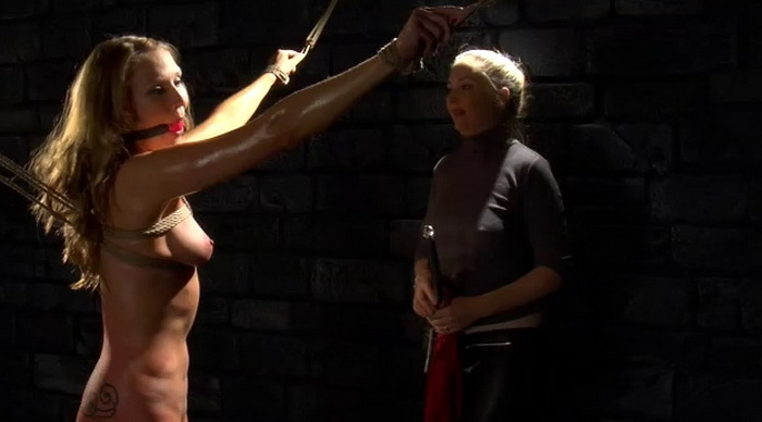 Flogging for slavegirl Missey
